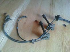 Высоковольтные провода. Toyota Corolla Двигатель 5AFE
