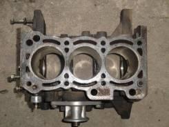 Блок цилиндров. Toyota Duet, M110A, M100A Двигатели: EJDE, EJVE