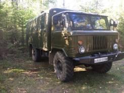 ГАЗ 66. Срочно продам ГАЗ-66 подготовленный, 4 200 куб. см., 4 000 кг.