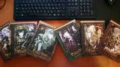 Продам коллекционное издание Trinity Blood