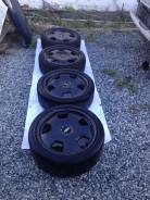 Комплект колес R17. 7.0x17 5x114.30 ET48 ЦО 72,0мм.
