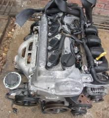 Блок цилиндров. Toyota Funcargo Двигатель 2NZFE