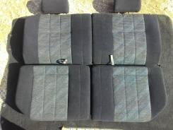 Сиденье. Toyota Hilux Surf, KZN130G, KZN130W, KZN130 Двигатель 1KZTE
