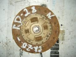 Диск сцепления. Nissan Gloria, CUY31 Двигатель RD28