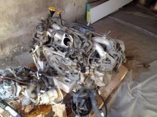 Высоковольтные провода. Subaru Forester, SG5 Двигатели: EJ202, EJ20