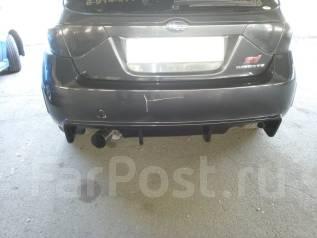 Бампер. Subaru Impreza, GH3, GH, GH2, GRB, GH8, GH7, GH6