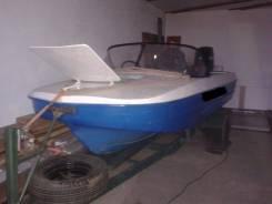 Продам лодку Обь-3М с мотором mercury 40 ELPT EFI Jet в Тайшете. Год: 2012 год, длина 4,30м., двигатель подвесной, 40,00л.с., бензин