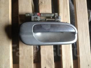 Ручка двери внешняя. Nissan Sunny, FB15, B15, FNB15 Двигатели: QG15DE, QG13DE
