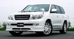 Накладка декоративная. Toyota Land Cruiser, FZJ100, GRJ200, HDJ100L, HDJ101K, HZJ105, HZJ105L, J100, J200, URJ200, URJ202W, UZJ100, UZJ100L, UZJ100W...