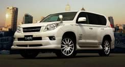 Накладка декоративная. Toyota Land Cruiser Prado. Под заказ