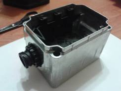 Блок клапанов автоматической трансмиссии. Scania