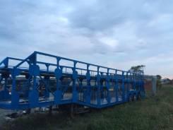 Huanda. Продажа телеги автовоз, автомобилевоз на 10 авто