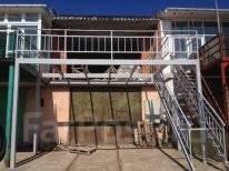 Металлоконструкции, ворота, двери, решетки, заборы, слипы.