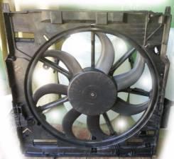 Вентилятор охлаждения радиатора. BMW X5, E70