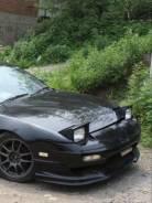 Бампер. Nissan 240SX Nissan 200SX Nissan 180SX, RS13, RPS13