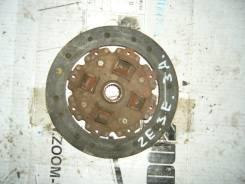 Диск сцепления. Toyota Corolla, EE106 Двигатель 2E