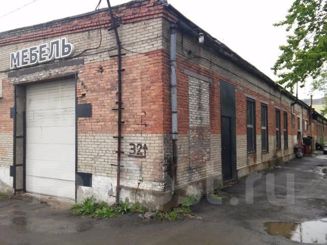 Производственно-складские комплексы. 204 кв.м., улица Днепровская 29, р-н БАМ. Дом снаружи