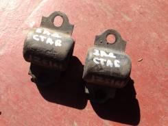 Крепление стабилизатора. Toyota GS300, JZS160 Toyota Aristo, JZS160, JZS161 Двигатели: 2JZGE, 2JZGTE