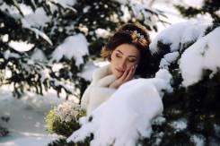 Волшебные Зимние Свадьбы. Фотограф + Видео = от 18 т. р.