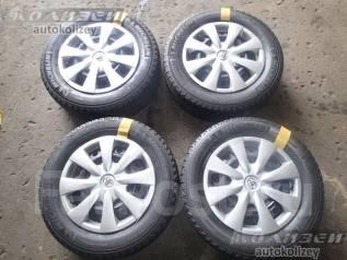 Комплект колес 195/65R15. 5x100.00 ET20 ЦО 60,0мм.