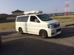 Nissan Elgrand. APWE50, VQ35