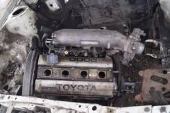 Двигатель. Toyota Camry, SV21 Двигатель 3SGE
