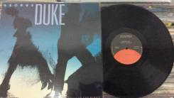 JAZZ FUNK! Джордж Дюк / George Duke - Thief in the Night - 1985 US LP
