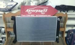 Радиатор охлаждения двигателя. Audi A4, 8E2, 8E5, 8HE Audi S4, 8E5, 8HE, 8E2 Audi A6 Audi S6 Двигатели: AMM, BHF, BWT, BKH, BFB, BPP, BLB, AKE, AYM, A...