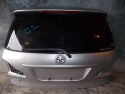 Дверь багажника. Toyota Ipsum, ACM21, ACM26 Двигатель 2AZFE