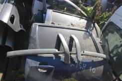 Накладка на бампер. Nissan Sunny, FNB15, FB15