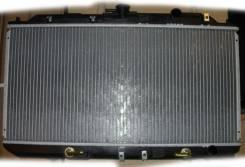 Радиатор охлаждения двигателя. Honda Integra