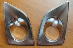 Накладка на фару. Toyota Premio, NZT260, ZRT260, ZRT265, ZRT261