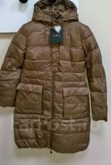 Пальто-пуховики. 42, 44