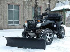 Снегоуборочный отвал на квадроцикл во Владивостоке