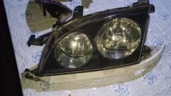 Планка под фары. Toyota Caldina, AT211G, ST210G, ST210, ST215G, ST215W, ST215 Двигатели: 3SGE, 3SGTE, 3SFE, 7AFE