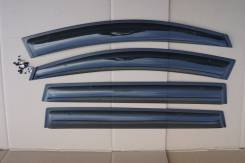 Ветровики (дефлекторы боковых окон) Toyota Ipsum