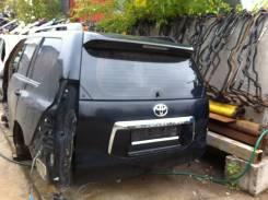 Зеркало двери багажника. Toyota Land Cruiser Prado