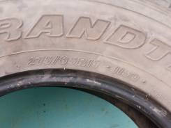 Dunlop Grandtrek. Зимние, без шипов, износ: 30%, 3 шт