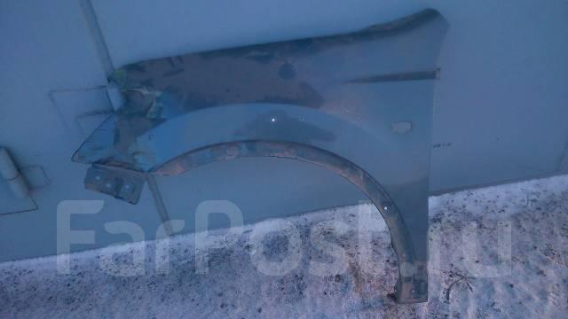 Крыло. Nissan Qashqai, J10, J10E