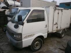 Mazda Bongo. 4WD 1998 г. -грузовой рефрижератор, 2 200 куб. см., 1 250 кг.