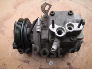 Компрессор кондиционера. Toyota Regius Ace, LH162, LH162V, LH168, LH168V, LH172, LH172K, LH172V, LH178, LH178V, LH182, LH182K Toyota Mark II, GX100 To...