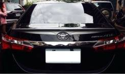Спойлер. Toyota Corolla, ZRE182, ZRE172, ZRE181, NRE160, NDE160, ZRE161, NRE180 Двигатели: 2ZRFE, 1ZRFE, 1NRFE, 1NDTV, 1ZRFAE, 2ZRFAE