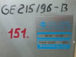 Крепление радиатора. Nissan Cefiro, PA32 Двигатель VQ25DE