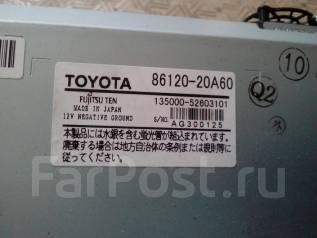 Блок управления. Toyota Allion, 26