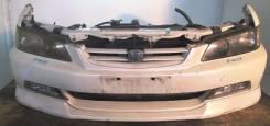 Радиатор охлаждения двигателя. Honda Accord