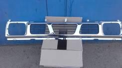 Решетка радиатора. Nissan Terrano Двигатели: VG30E, Z24I, TD27T