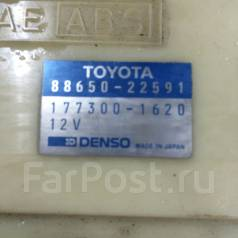 Блок управления климат-контролем. Toyota Cresta, JZX90 Toyota Chaser, JZX90. Под заказ
