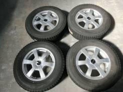 Продается комплект литых дисков Weds Gurtna R16 #1386. 6.5x16, 5x100.00, 5x114.30, ET40