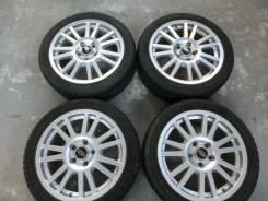 Продается комплект итальянских литых дисков Cromodora R17 #1399. 7.0x17, 5x114.30, ET48