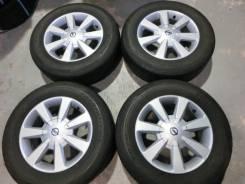 Продается комплект оригинальных литых дисков Nissan Elgrand R16 #1423. 6.5x16, 5x114.30, ET45